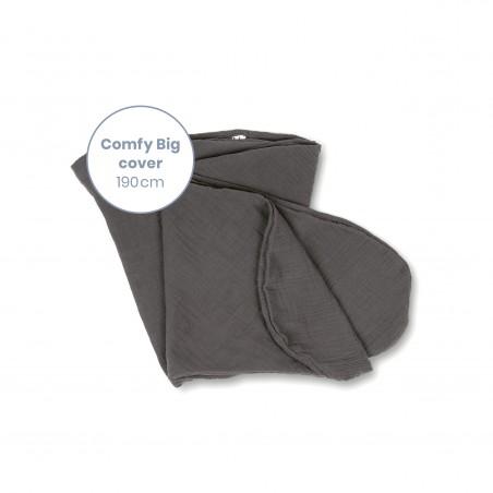 Doomoo Comfy Big Cover Tetra Grey