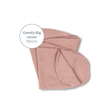 Doomoo Comfy Big Cover Tetra Pink