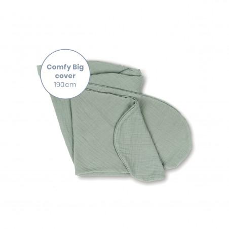 Doomoo Comfy Big Cover Tetra Green