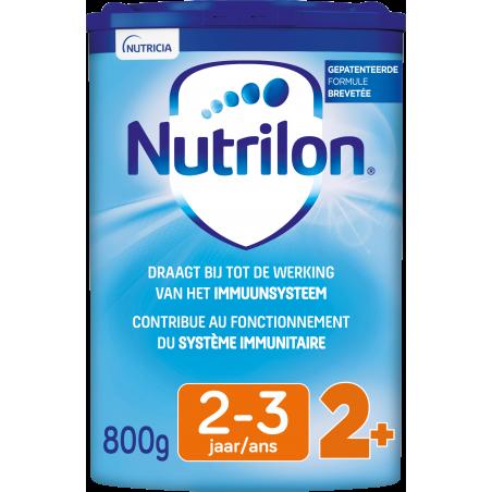Nutrilon 2+ Lait de Croissance dès 2 ans poudre 800g
