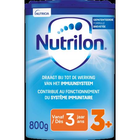 Nutrilon 3+ Lait de Croissance dès 3 ans poudre 800g