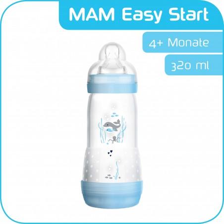 MAM Easy Start Biberon Anti-Colique boy 320ml