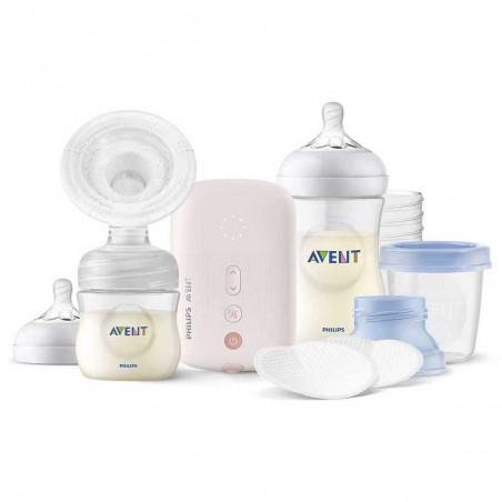 Philips Avent Tire-lait électrique simple kit d'allaitement