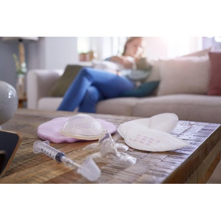 Philips Avent Protège-mamelons taille S