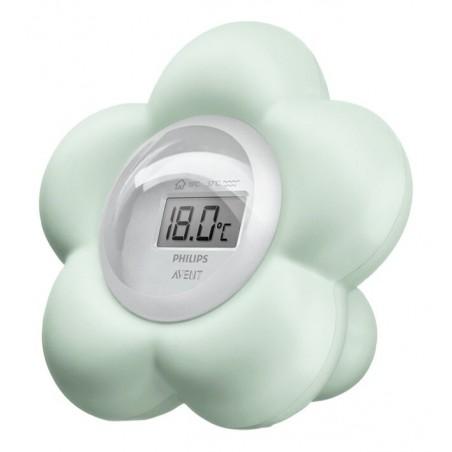 Philips Avent Thermomètre bain et chambre
