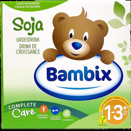 Bambix Drink de croissance soja 1+ 6 pièces