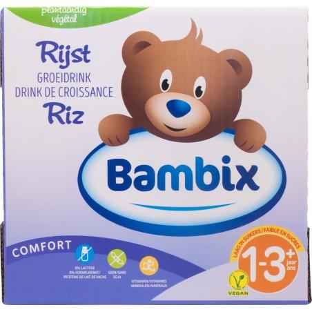 Bambix Drink de croissance Riz 1-3 ans - Babyboom Shop